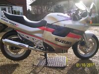 Suzuki GSF750F Fulley Faired