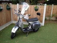 Vespa PX 150 in fabulous condition - NO TIME WASTERS