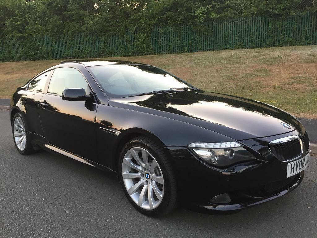 2008 BMW 630 M SPORT E63 LCI FACELIFT, INDIVIDUAL, PAN ROOF, HPI CLEAR,  FULL SERVICE HISTORY, IDRIVE | in Bournville, West Midlands | Gumtree