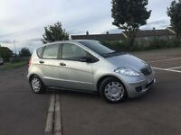 IMMACULATE MERCEDES BENZ A 160 2.0 CDI 7 SPEED AUTOMATIC GEARBOX- LOW MIL.- COMES WITH FULL YEAR MOT