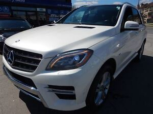 2012 Mercedes-Benz M-Class ML 350 BlueTEC*NAV*BLIND SPOT*TOIT*FU