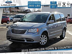 2015 Chrysler Town & Country **TOURING*7 PASSAGERS*DVD*CAMERA*A/