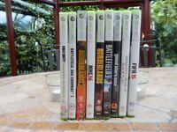 XBox Games Various