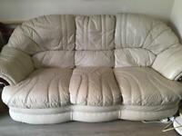 3 seater sofa + armchair