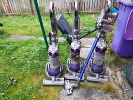 4 dyson Hoover's for sale