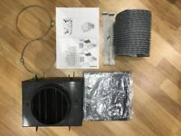 Brand New Neff Z5105x5 Chimney Hood Recirculating Kit
