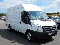 2011 Ford transit jumbo 115bhp t350 only 72000 miles, motd march 2019 1 owner from new