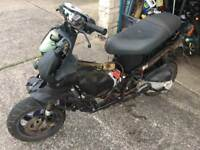 Gilera runner sp 50 moped!