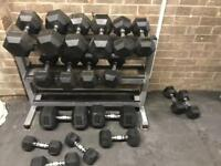Multi gym/treadmill/dumbells and other