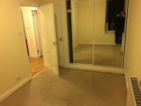 Two bedroom flat in Ayr . Modern kitchen and bathroom with built in wardrobes