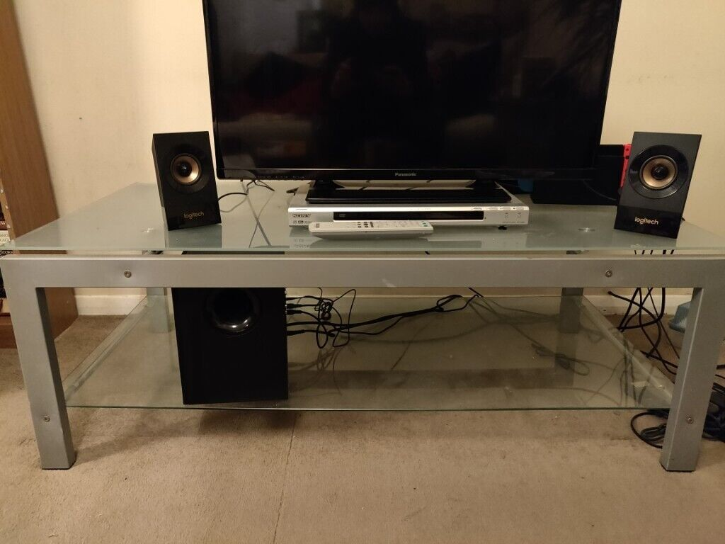 Glass Coffee Table Tv Unit In Canterbury Kent Gumtree