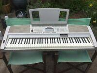 Yamaha Portable Grand DGX-300 keyboard