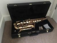 Alto Saxophone (Evette Crampon) 'Student' Model