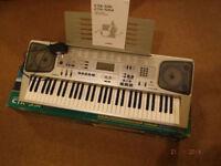 keyboard casio ctk 591 great for learner