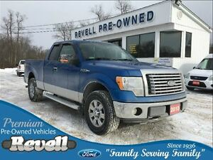 2010 Ford F-150 XTR 4WD ...1-owner trade, Very clean...