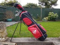 Dunlop set of golf clubs
