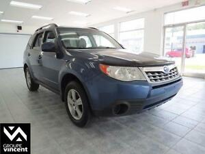 2011 Subaru Forester 2.5X Convenience  AWD