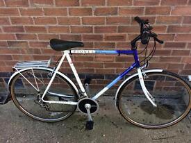 Men's Raleigh pioneer bike