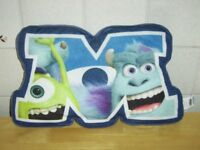 Monsters Inc Cushion