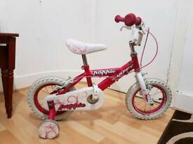 Girls bike in good condition