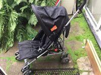 Babyway pushchair