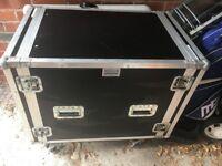 Very Large Flight Case - Trunk - Storage - Garage Storage - PC Server Rackmount - DJ Flight case