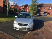 VW Polo S70 5 Door Hatchback Petrol 1198CC - REDUCED PRICE