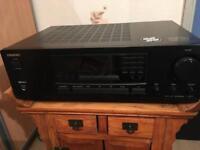ONKYO fm stereo/am receiver. TX-8211