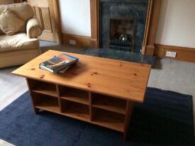 Ikea coffee table for sale