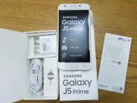 new Samsung J5 prime 16gb 4G Dual Sim Unlocked PHONE