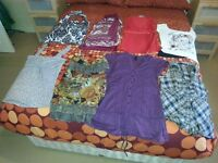 Set of 8 tops bought in Italy (size S)