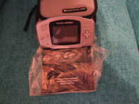 GAMEBOY ADVANCE LIMITED EDITION