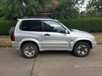 Suzuki Grand Vitara 2.0 Turbo Diesel 4x4 Manual 3door SWB Not Mitsubishi Toyota Nissan Honda