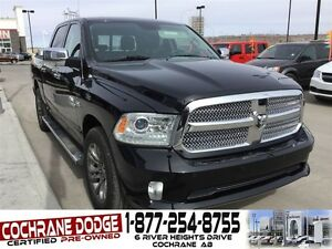 2014 Ram 1500 Longhorn Limited - FULLY EQUIPPED INCLUDING 4 CORN