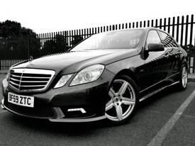 Mercedes e class e350 cdi sport amg (Top Spec)