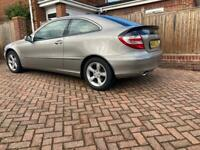 1 owner only 30k miles C230 SE Coupe 2.5
