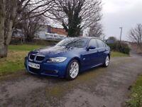 57-REG BMW 318I M SPORT,95K MILES,2 keys,07707755411