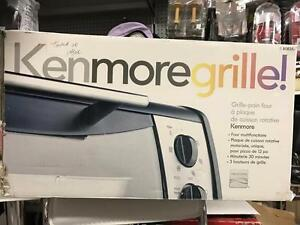KENMORE CAROUSEL TOASTER OVEN/BROILER