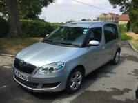 2013 Skoda Roomster 1.2 TSI SE 5dr LOW MILEAGE