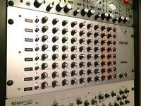 Vermona DRM1 MKIII analog drum synthesizer - Analogue drum-machine