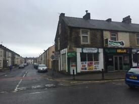 Shop To Let On Busy Main Road In Burnley Ideal For Sandwhich Shop Superb Location £100 Per Week