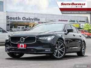2017 Volvo S90 T6 Momentum|HTD LTHR|NAV|SUNROOF|RR CAM