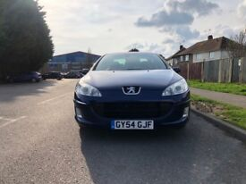 Peugeot 407 2.2 SE 4dr£1,495 p/x welcome Full Service history 2004 (54 reg), Saloon 48,000 miles