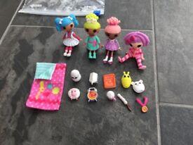 Lala loopsy dolls set