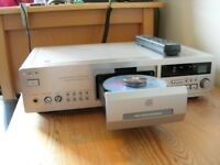 HI-FI CD PLAYER: SONY CDP-XB930 QS