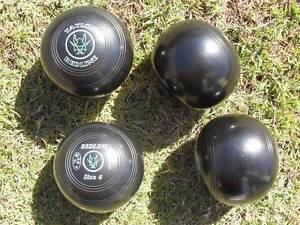 Lawn Bowls size 4 Taylor Redline Tweed Heads Tweed Heads Area Preview