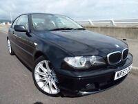 BMW 318CI (imaculate)