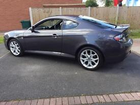 Hyundai coupe siii 2.0 fsh + very recent cam belt change