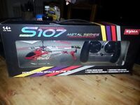Gyroscope Remote USB Helicopter S107
