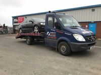 VEHICLE RECOVERY - TRANSPORT - BREAKDOWN - CARS, VANS, 4X4, CLASSIC,